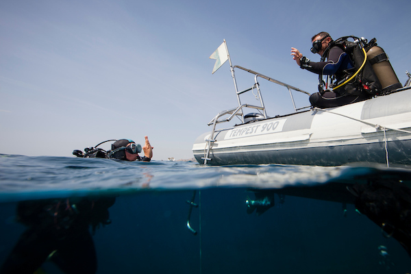 Dune Marseille - Advanced Open water Diver - SSI